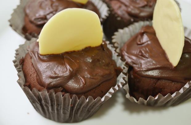 cupcake de choco
