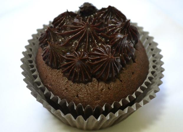 cupcake de chocolate 2