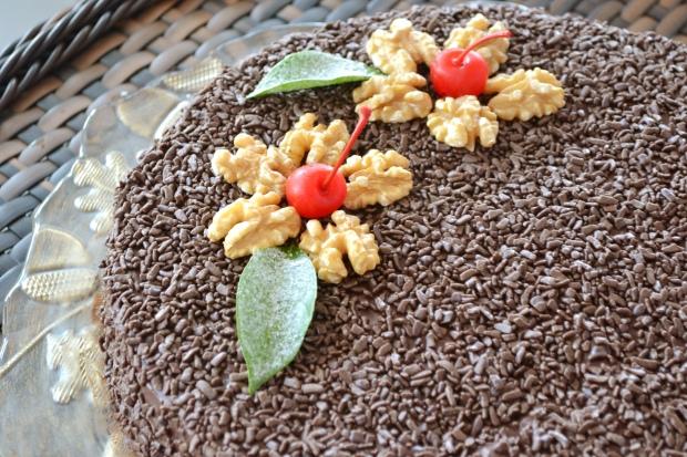 bolo de chocolate e nozes 2