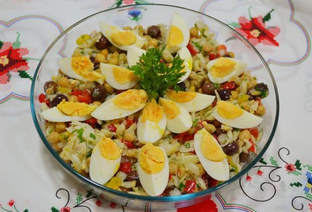 salada de grão de bico1